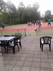 tennisles instructie