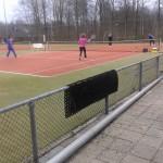 tennisles volwassenen