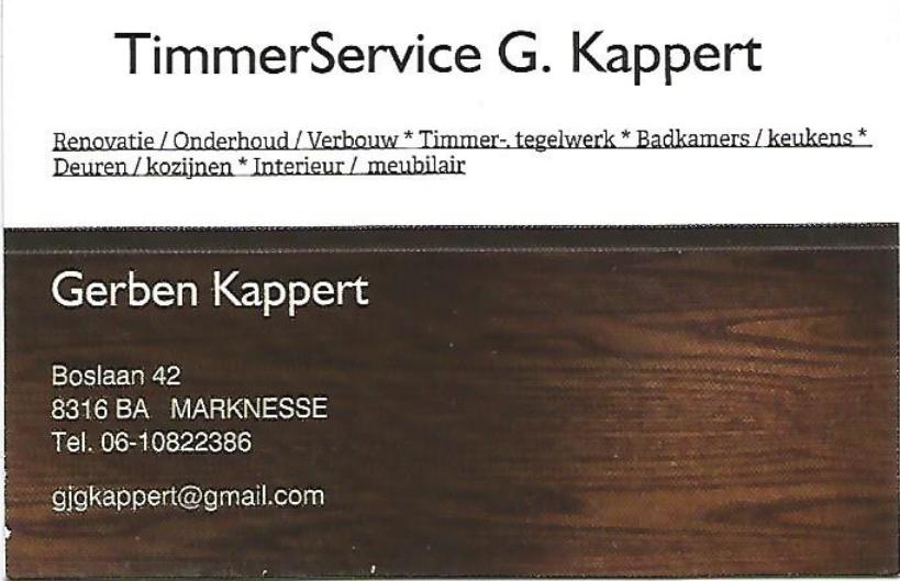 Timmerservice G. Kappert.pdf